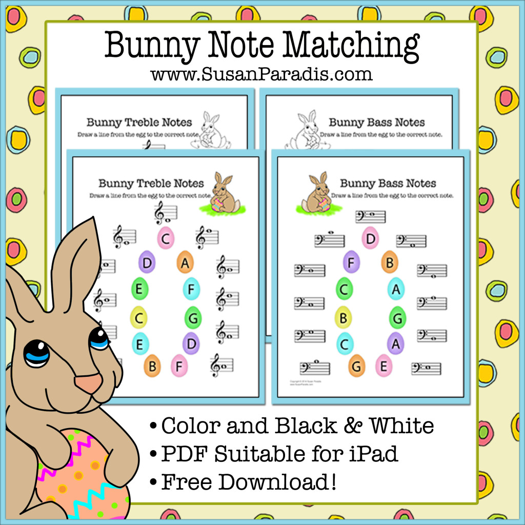 Easter piano worksheet Archives Susan Paradis Piano Teaching – Teaching Worksheets