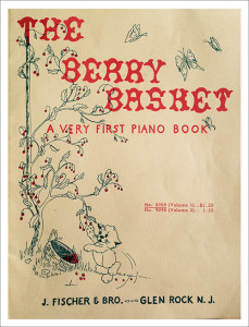 The Berry Basket Published by J. Fischer Bros