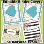 Binder Cover Bundle