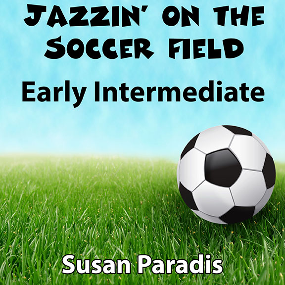 Jazzin' on the Soccer Field